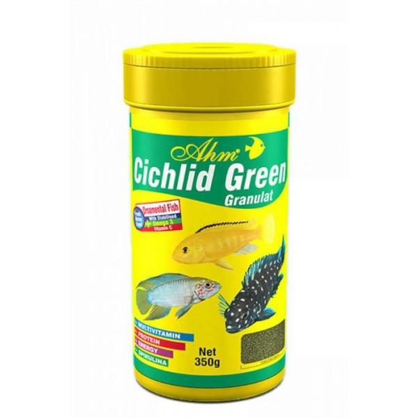 AHM CICHLID GREEN GRANULAT 250ML