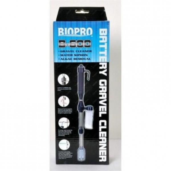 BIOPRO B-600 PİLLİ DİP SÜPÜRGESİ