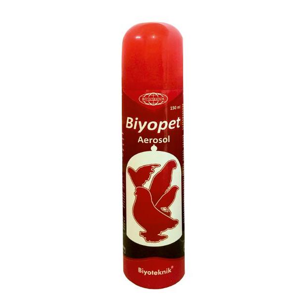 BİYOPET AEROSOL KUŞ 150ml