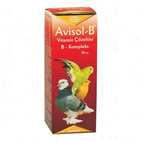 BİYOTEKNİK AVİSOL-B 30cc