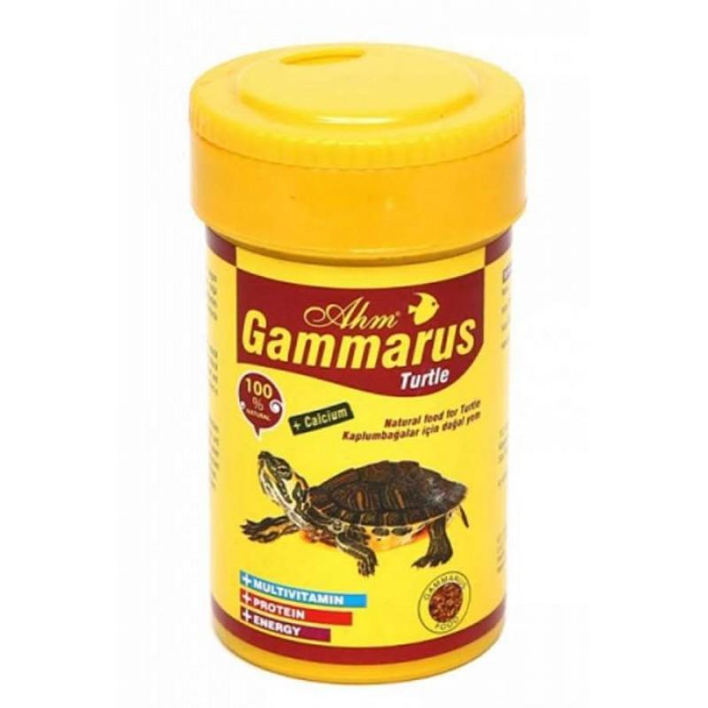AHM GAMMARUS TURTLE FOOD 100ML