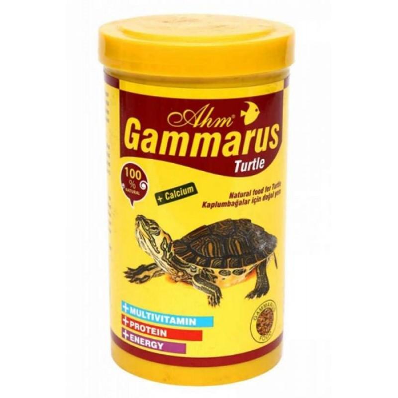 AHM GAMMARUS TURTLE FOOD 1000ML