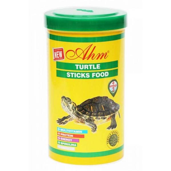 AHM TURTLE STICKS GREEN FOOD 1000ML